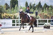 Lina Uzunhasan - Donna Ray<br /> European Championships Dressage 2016<br /> © DigiShots