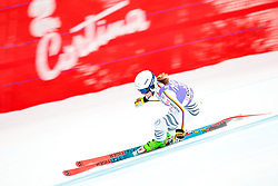 19.01.2018, Olympia delle Tofane, Cortina d Ampezzo, ITA, FIS Weltcup Ski Alpin, Abfahrt, Damen, im Bild Michaela Wenig (GER) // Michaela Wenig of Germany in action during the ladie' s downhill of the Cortina FIS Ski Alpine World Cup at the Olympia delle Tofane course in Cortina d Ampezzo, Italy on 2018/01/19. EXPA Pictures © 2018, PhotoCredit: EXPA/ Dominik Angerer