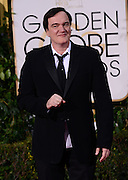 QUENTIN TARANTINO @ the 73rd Annual Golden Globe awards held @ the Beverly Hilton hotel.<br /> ©Exclusivepix Media