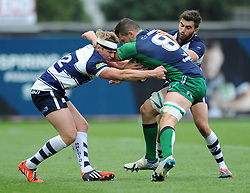 - Photo mandatory by-line: Dougie Allward/JMP - Mobile: 07966 386802 - 12/10/2014 - SPORT - Rugby - Bristol - Ashton Gate - Bristol Rugby v Connacht Eagles - B&I Cup