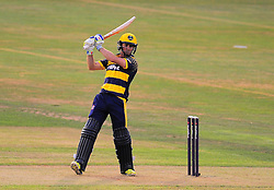 Mark Wallace of Glamorgan in action.  - Mandatory by-line: Alex Davidson/JMP - 22/07/2016 - CRICKET - Th SSE Swalec Stadium - Cardiff, United Kingdom - Glamorgan v Somerset - NatWest T20 Blast