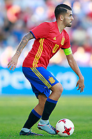 Spain's Dani Ceballos during international sub 21 friendly match. September 1,2017.(ALTERPHOTOS/Acero)