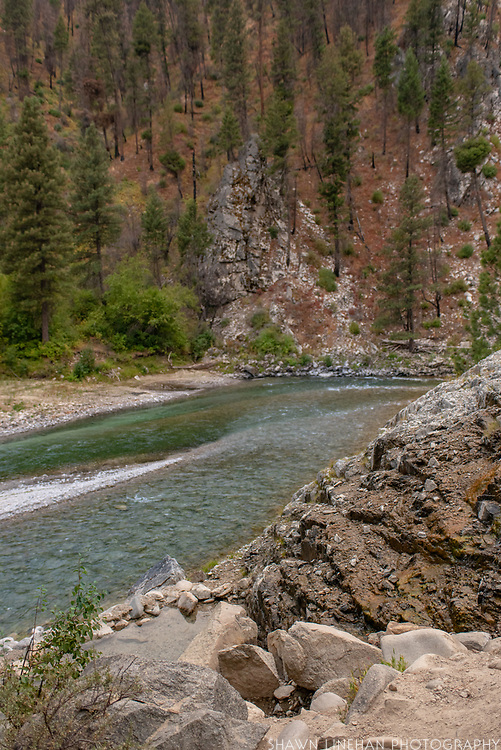Pine Flat Hot Springs in Idaho