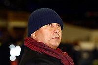 Mircea Lucescu Head Coach of FC Shakhtar Donetsk Tottenham Hotspur Vs Shakhtar Donetsk at White Hart Lane London England<br /> UEFA Cup Third Round Second Leg.<br /> 26/02/2009. Credit Colorsport  / Kieran Galvin
