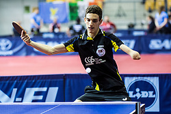RADOVIC Filip of Montenegro during SPINT 2018 Table Tennis world championship for the Disabled, Day two, on October 18th, 2018, in Dvorana Zlatorog, Celje, Slovenia. . Photo by Grega Valancic / Sportida