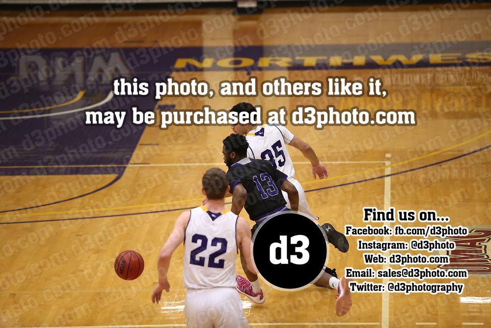 Men's Basketball: University of Northwestern-St. Paul Eagles vs. Crown College (Minnesota) Storm