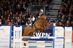 Kuijpers Leon (NED) - Don Sandrino<br /> KWPN Stallion Selection - 's Hertogenbosch 2014<br /> © Dirk Caremans