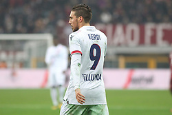 January 6, 2018 - Turin, Piedmont, Italy - Simone Verdi (Bologna FC) during the Serie A football match between Torino FC and Bologna FC at Olympic Grande Torino Stadium on 06 January, 2018 in Turin, Italy. Torino won 3-0 over Bologna. (Credit Image: © Massimiliano Ferraro/NurPhoto via ZUMA Press)