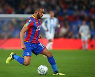 Crystal Palace v Huddersfield Town - 19 Sept 2017