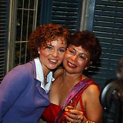 Premiere Sound of Music, Maaike Widdershoven en haar moeder