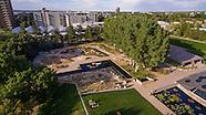 Denver Botanic Gardens Steppe Garden - Drone