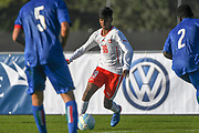 21.09.2017; Niederhasli; FUSSBALL U16 - Schweiz - Italien;<br /> Abiran Sambasivam (SUI) <br /> (Andy Mueller/freshfocus)