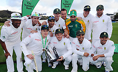 Wellington-Cricket, New Zealand v South Africa, third test, day 5