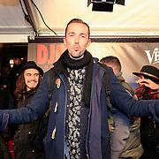NLD/Amsterdam/20130114 - Premiere Django Unchained, The Opposite,  Twan van Steenhoven en Willem de Bruin