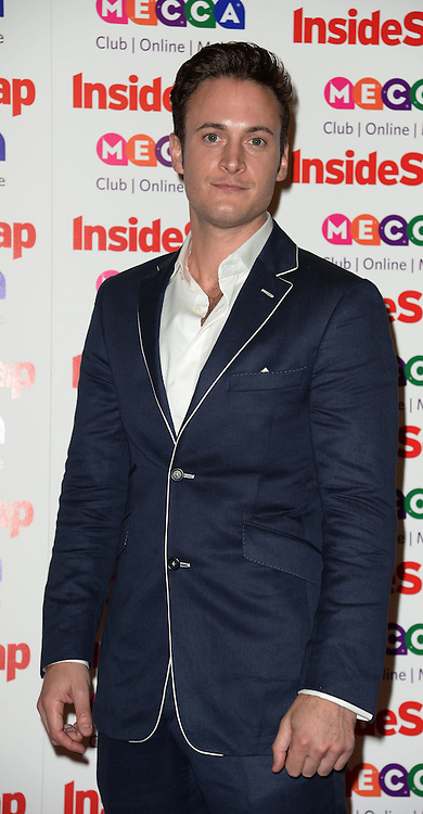 Inside Soap Awards.<br /> Gary Lucy arrives for the Inside Soap Awards, Ministry of Sound, London, United Kingdom,<br /> Monday, 21st October 2013. Picture by Andrew Parsons / i-Images