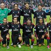 NLD/Amsterdam/20100928 - Champions Leaguewedstrijd Ajax - AC Milan, taemfoto