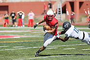 FB: North Central College (ILL) vs. Wesley College (9-25-15)