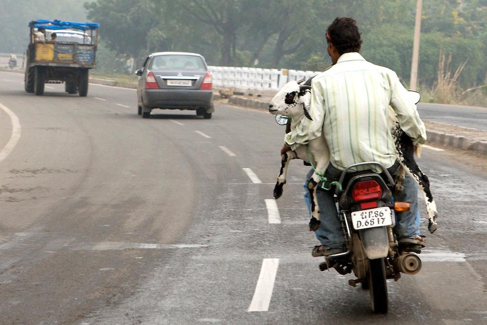 India People Agra