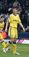 Photo: Mark Stephenson.<br />West Bromwich Albion v Southampton. Coca Cola Championship. 10/02/2007. Grzegorz Rasiak