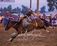 Ranch Saddle Bronc Riding
