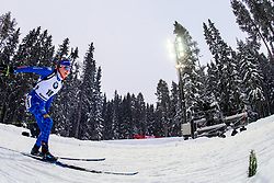 March 8, 2019 - –Stersund, Sweden - 190308 Nicole Gontier of Italy competes in the Women's 7.5 KM sprint during the IBU World Championships Biathlon on March 8, 2019 in Östersund..Photo: Petter Arvidson / BILDBYRÃ…N / kod PA / 92247 (Credit Image: © Petter Arvidson/Bildbyran via ZUMA Press)
