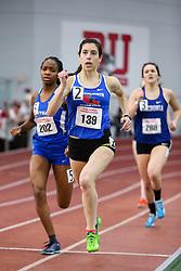 400, Kuntz, Boston North<br /> BU Terrier Indoor track meet