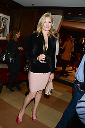 Actress CHARLOTTE BRADFORD at a party to celebrate Ben Goldsmith guest-editing the July/August 2013 edition of Spears Magazine held at 45 Park Lane, London on 19th June 2013.