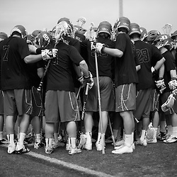 Duke Lacrosse: Behind the Scenes in B+W Photography in 2013 season and championship