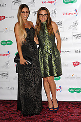 Specsavers Awards. <br /> (L-R) Amber LeBon & Mel C attends the Specsavers Awards, held at the Royal Opera House, Covent garden, London, United Kingdom. Tuesday, 10th September 2013. Picture by Chris Joseph / i-Images