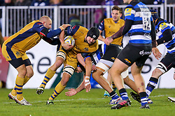 Mark Sorenson of Bristol Rugby - Rogan Thomson/JMP - 18/11/2016 - RUGBY UNION - Recreation Ground - Bath, England - Bath Rugby v Bristol Rugby - Aviva Premiership.