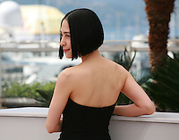Actress Eri Fukatsu at the Journey To The Shore film photo call at the 68th Cannes Film Festival Sunday May 17th 2015, Cannes, France.