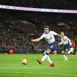 Spurs v Manchester United, Premier League, 13 January 2019