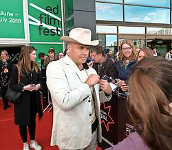 Edinburgh International Film Festival, Saturday, 23rd June 2018<br /> <br /> LUCID (WORLD PREMIERE)<br /> <br /> Pictured:  Billy Zane<br /> <br /> (c) Alex Todd | Edinburgh Elite media