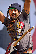 Michael Franti & Spearhead / V Festival 2008, Hylands Park, Chelmsford, Essex, Britain - August 2008.