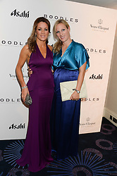 British fine jewellery brand Boodles welcomed guests for the 2013 Boodles Boxing Ball in aid of Starlight Children's Foundation held at the Grosvenor House Hotel, Park Lane, London on 21st September 2013.<br /> Picture Shows:-NATALIE PINKHAM, ZARA PHILLIPS.<br /> <br /> Press release - https://www.dropbox.com/s/a3pygc5img14bxk/BBB_2013_press_release.pdf<br /> <br /> For Quotes  on the event call James Amos on 07747 615 003 or email jamesamos@boodles.com. For all other press enquiries please contact luciaroberts@boodles.com (0788 038 3003)