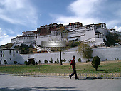 TIBET AND LHASA PHOTOGRAPHY IN 2000
