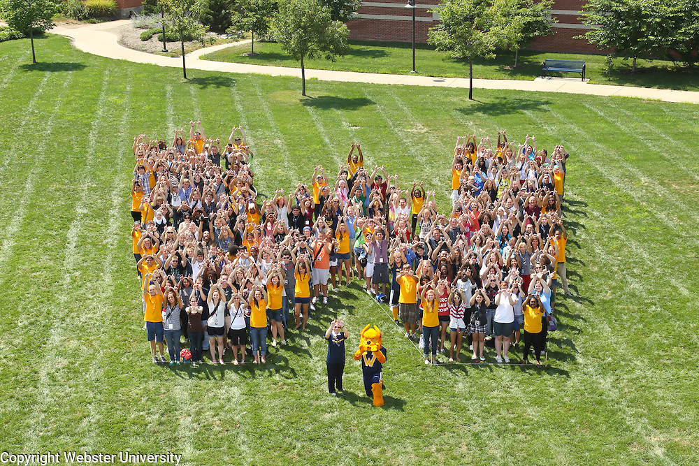 Webster University - New Student Orientation