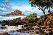 Koki Beach in Hana, Maui