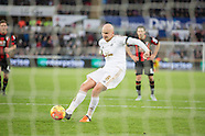 Swansea City v Bournemouth - Premier League - 21/11/2015