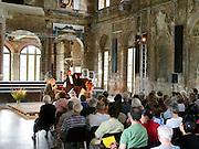 Großer Garten, Palais, Konzertsaal, Abegg Trio, Dresden, Sachsen, Deutschland.|.Grosser Garten, Palais, concert hall, Abegg Trio, Dresden, Germany