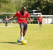 Glen Kamara - Dundee pre-season training on Thursday 28th June at University Grounds, Riverside, Dundee, <br /> <br /> <br />  - &copy; David Young - www.davidyoungphoto.co.uk - email: davidyoungphoto@gmail.com