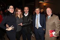 The Nordoff Robbins Carol Service supported by Canaccord Genuity Wealth Management and Hargreave Hale.<br /> St Luke's Church, Chelsea, London.<br /> Tuesday 12th December 2017. <br /> Photo Credit: John Marshall - JM Enternational