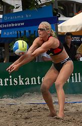 30-06-2000 NED: Beach Masters Tournooi, Apeldoorn<br /> Rebekka Kadijk