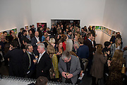 Miles Aldridge exhibition. Hamiltons. Carlos Place, London.  31 March 2009