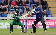 England v Pakistan 5th One Day 4 Sept 2016