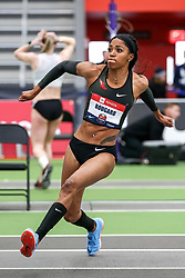 USATF Indoor Track and Field Championships<br /> held at Ocean Breeze Athletic Complex in Staten Island, New York on February 22-24, 2019; Pentathlon, Nike,