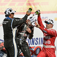 2014 INDYCAR RACING MILWAUKEE