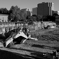 Downtown San Jose Construction