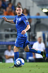 September 5, 2017 - Reggio Emilia, Italy - Andrea Belotti of Italy during the FIFA World Cup 2018 qualification football match between Italy and Israel at Mapei Stadium in Reggio Emilia on September 5, 2017. (Credit Image: © Matteo Ciambelli/NurPhoto via ZUMA Press)