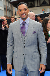 Will Smith arrives for the Men in Black 3 - UK film premiere, London, Wednesday May 16, 2012. Chris Joseph/i-Images